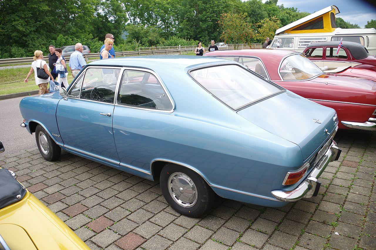 Opel Kadett B 1965 - 1973 Sedan #1