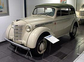 Opel Kadett '37 1937 - 1940 Sedan #3