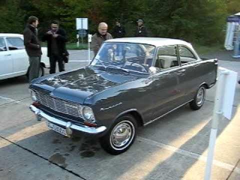 Opel Kadett A 1962 - 1965 Coupe #4