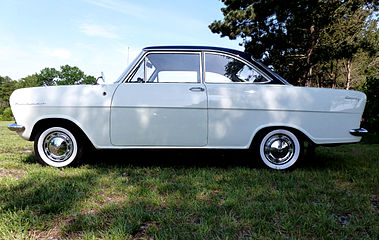 Opel Kadett A 1962 - 1965 Coupe #2