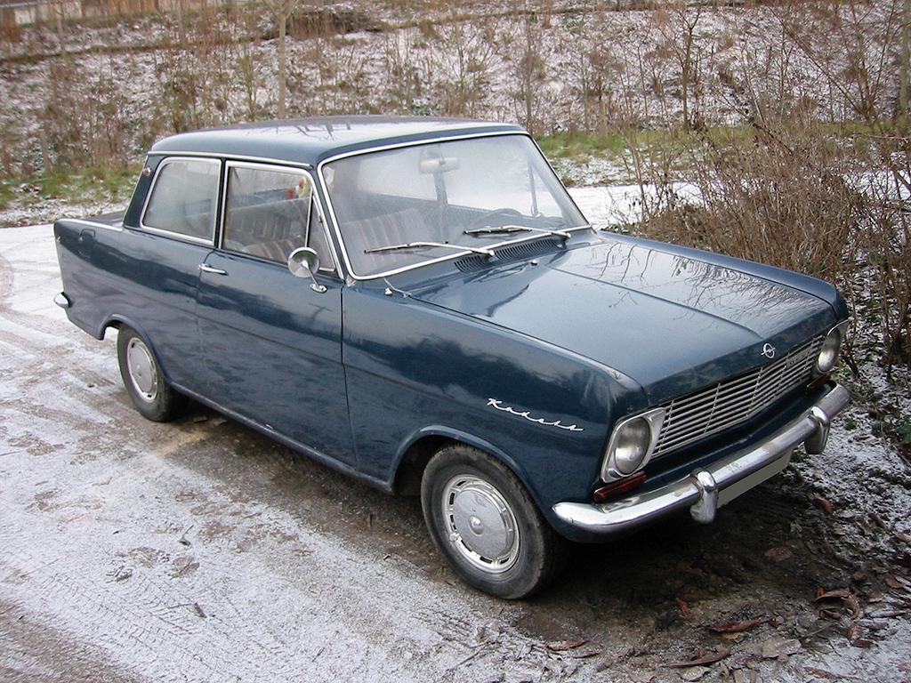 Opel Kadett A 1962 - 1965 Coupe #1