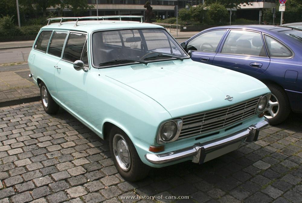Opel Kadett A 1962 - 1965 Sedan 2 door #5