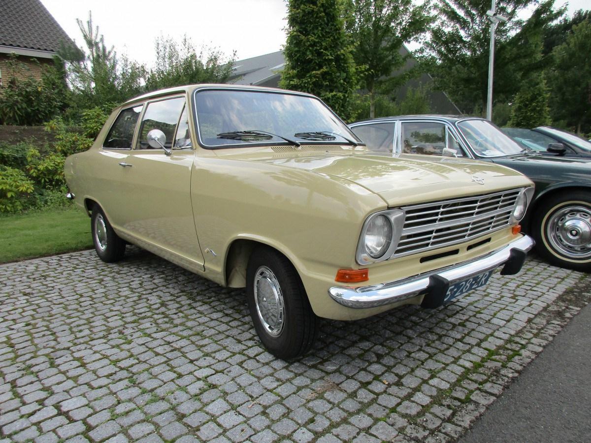 Opel Kadett A 1962 - 1965 Sedan 2 door #4