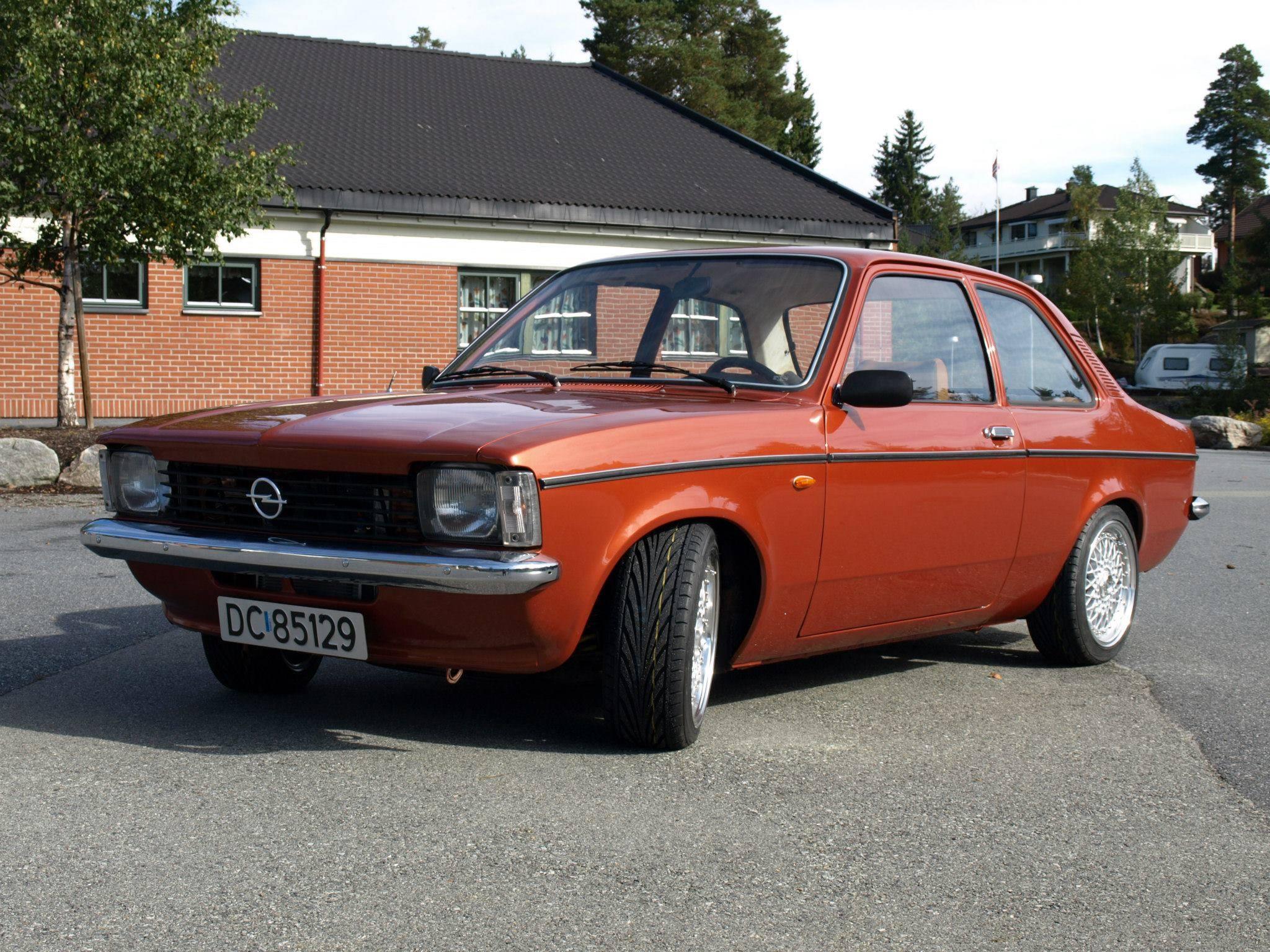 Opel Kadett A 1962 - 1965 Sedan 2 door #2