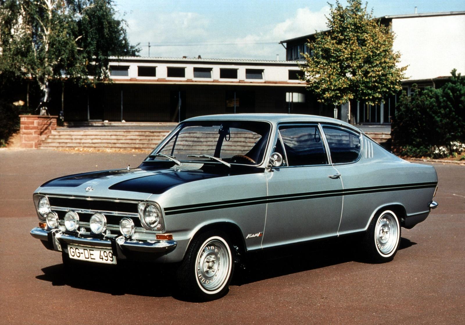 Opel Kadett B 1965 - 1973 Sedan #5