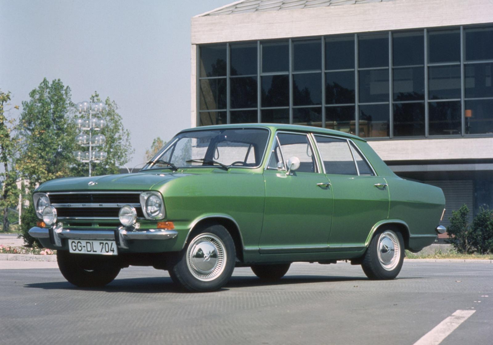 Opel Kadett B 1965 - 1973 Sedan #7