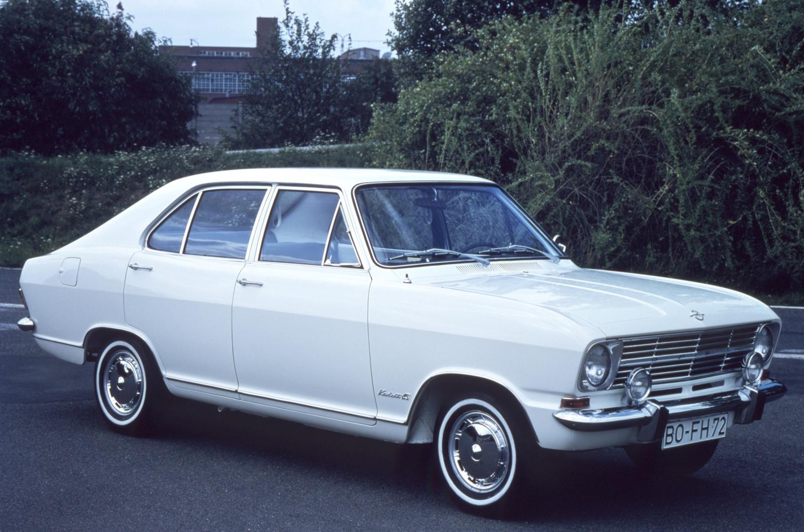Opel Kadett B 1965 - 1973 Station wagon 3 door #6