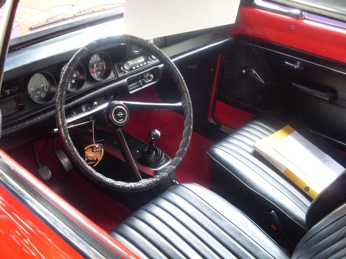 Opel Kadett B 1965 - 1973 Sedan #6