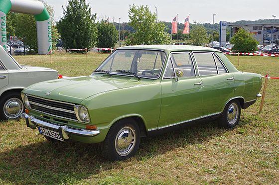 Opel Kadett B 1965 - 1973 Sedan 2 door #1