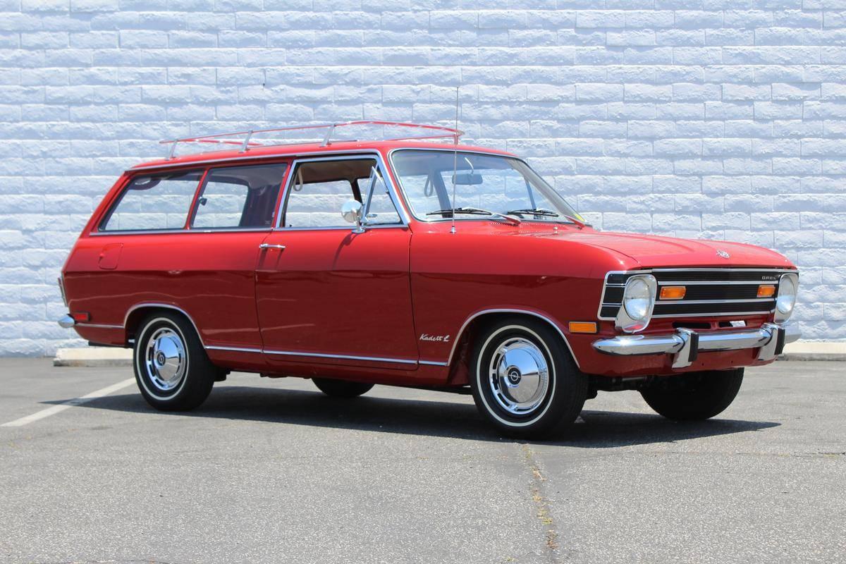 Opel Kadett B 1965 - 1973 Station wagon 5 door #3