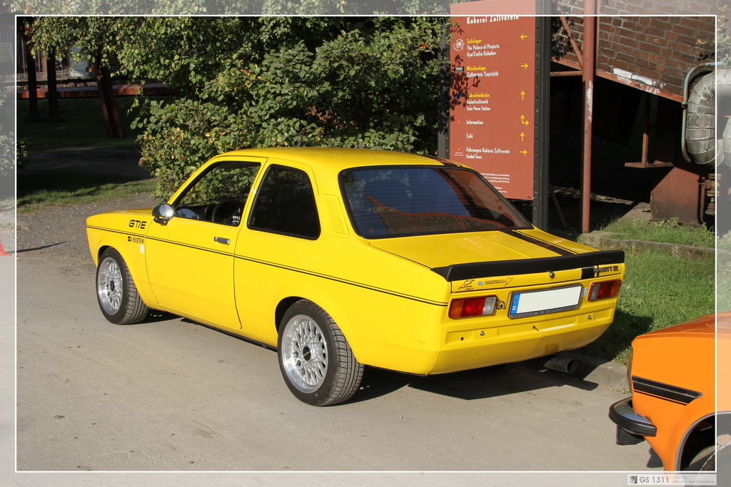 Opel Kadett C 1973 - 1979 Coupe #3