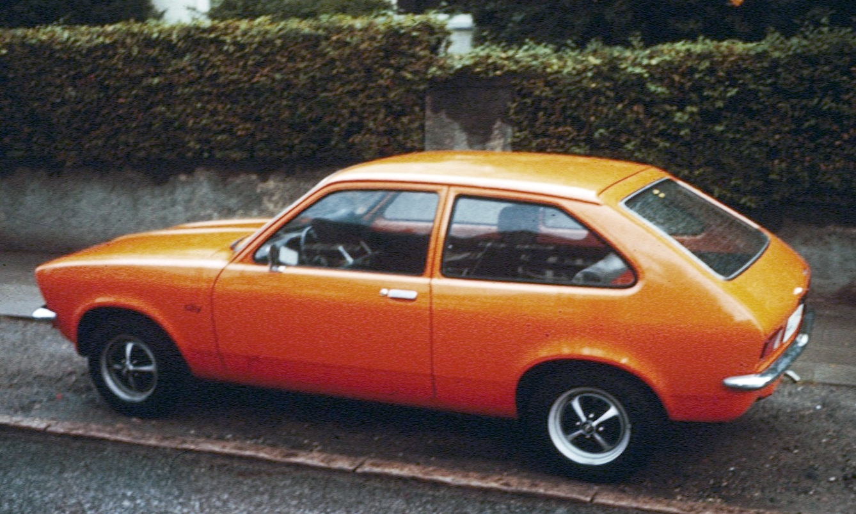 Opel Kadett C 1973 - 1979 Station wagon 3 door #6