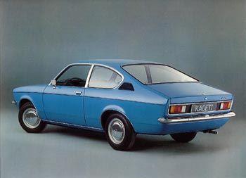 Opel Kadett C 1973 - 1979 Hatchback 3 door #6