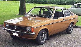 Opel Kadett C 1973 - 1979 Station wagon 3 door #1