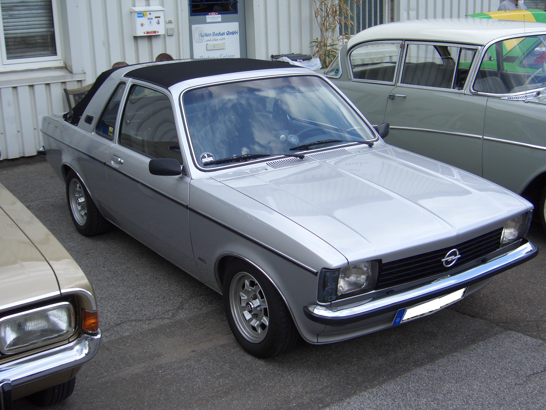 Opel Kadett C 1973 - 1979 Coupe #2