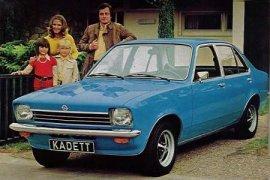 Opel Kadett C 1973 - 1979 Station wagon 3 door #3