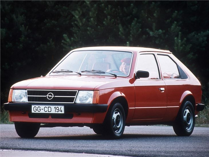 Opel Kadett D 1979 - 1984 Hatchback 3 door #4