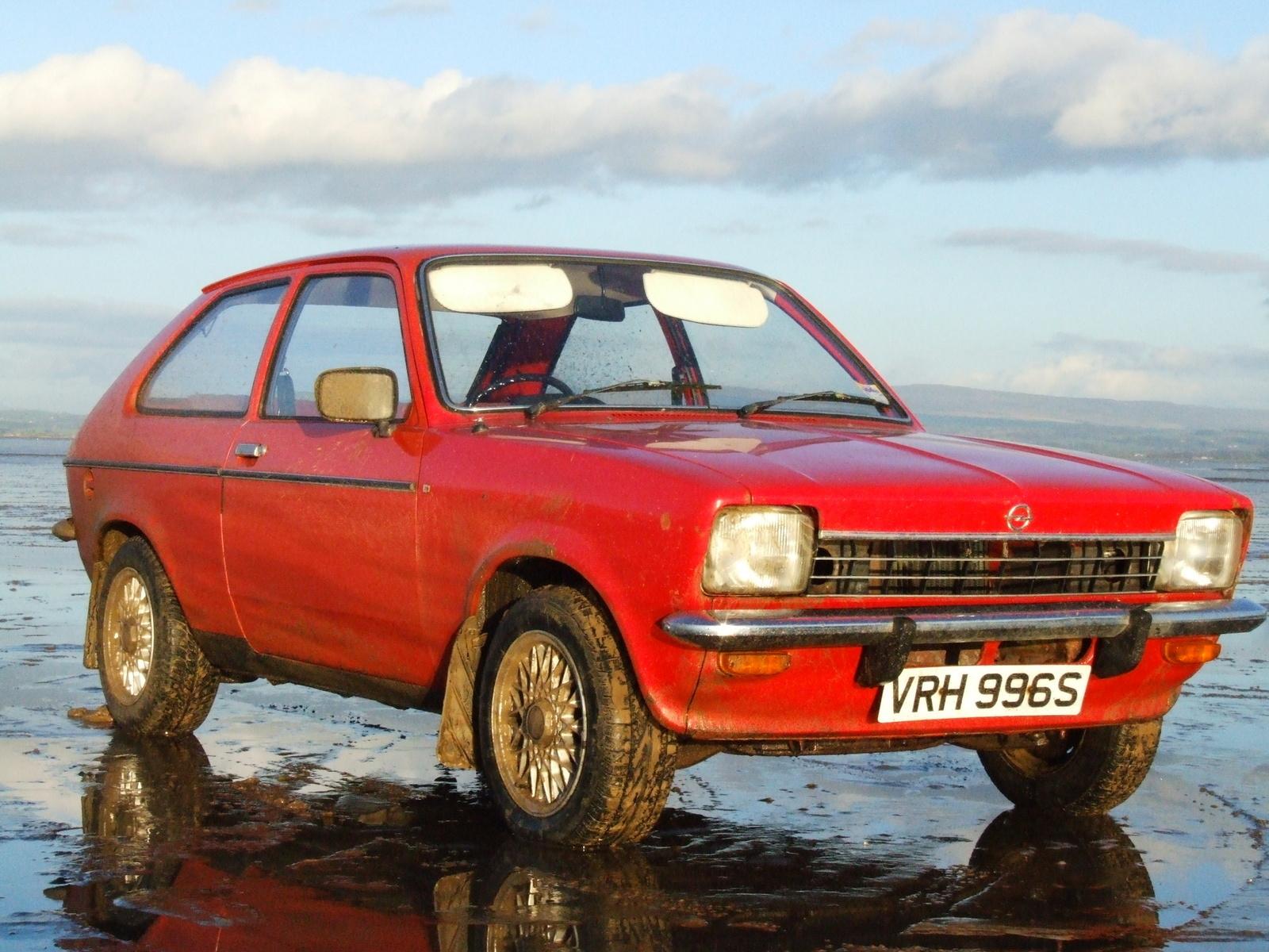 Opel Kadett D 1979 - 1984 Hatchback 3 door #7