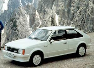 Opel Kadett D 1979 - 1984 Hatchback 3 door #6