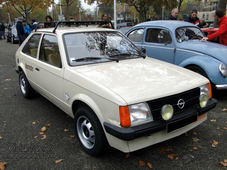 Opel Kadett D 1979 - 1984 Station wagon 3 door #1