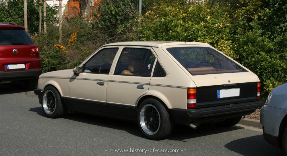Opel Kadett D 1979 - 1984 Station wagon 5 door #1