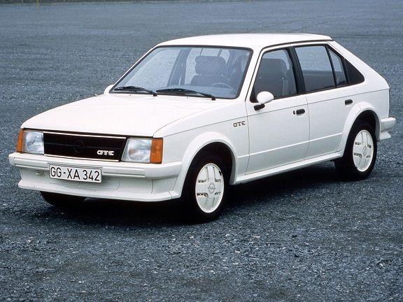 Opel Kadett D 1979 - 1984 Station wagon 5 door #3