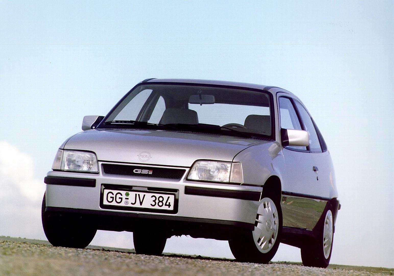 Opel Kadett E 1984 - 1991 Cabriolet #3
