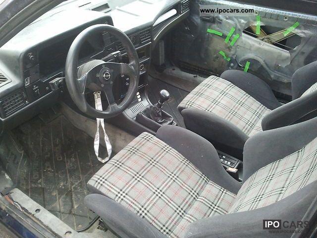 Opel Kadett E 1984 - 1991 Cabriolet #6