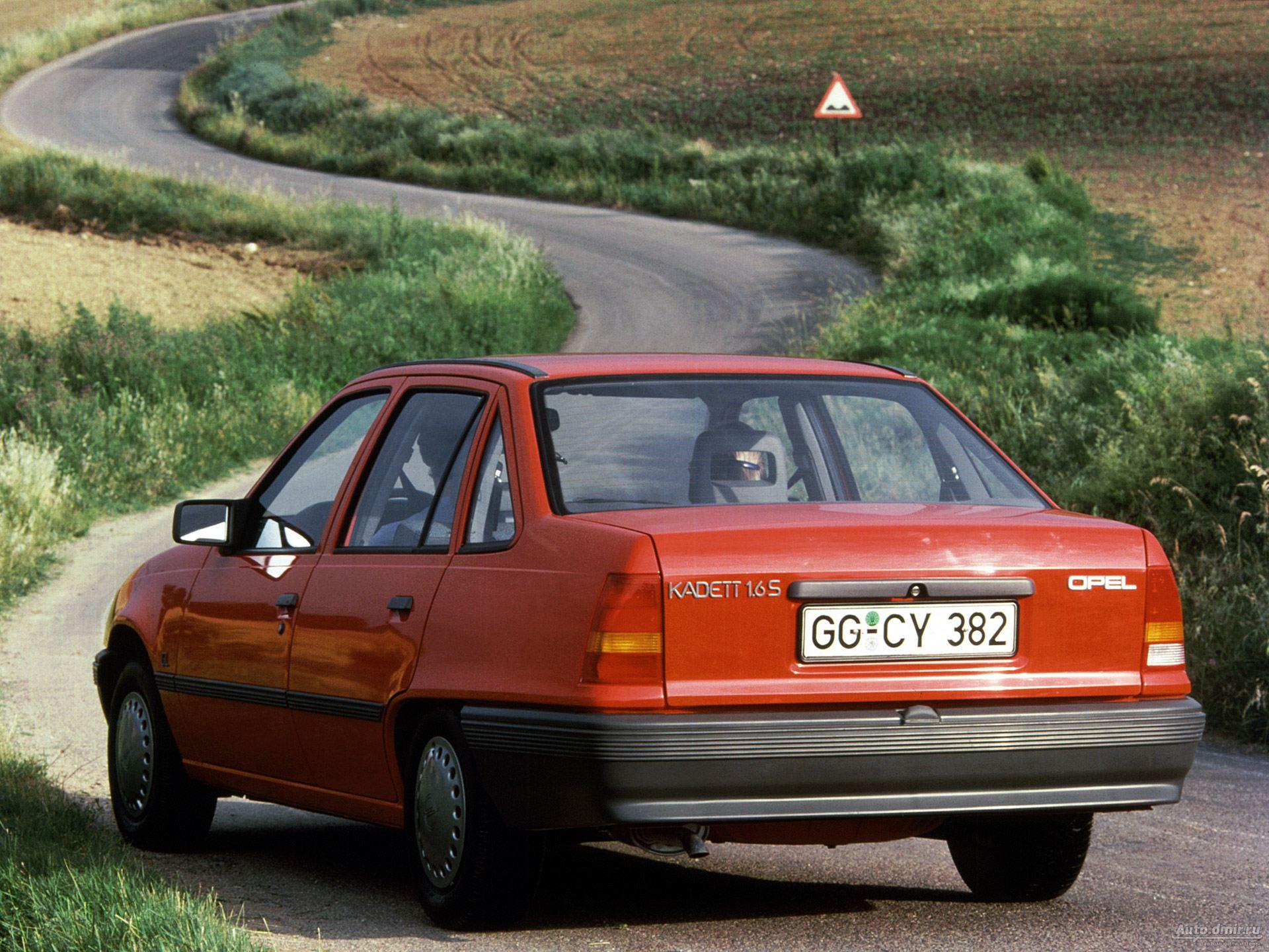 Opel Kadett E 1984 - 1991 Cabriolet #5
