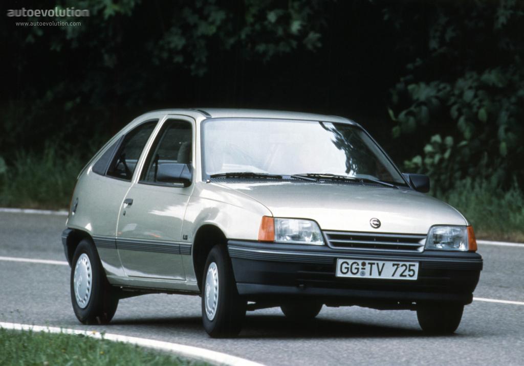 Opel Kadett E 1984 - 1991 Hatchback 3 door #3