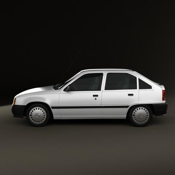 Opel Kadett E 1984 - 1991 Hatchback 5 door #3