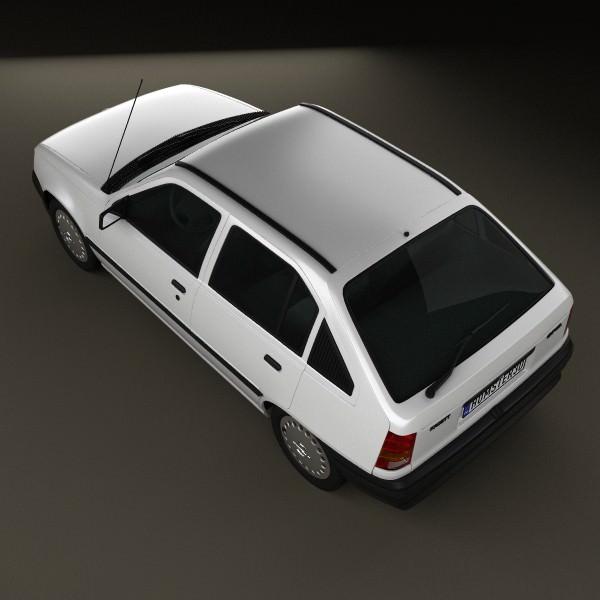 Opel Kadett E 1984 - 1991 Hatchback 5 door #4