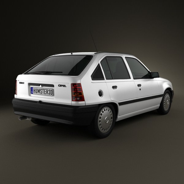 Opel Kadett E 1984 - 1991 Hatchback 5 door #8