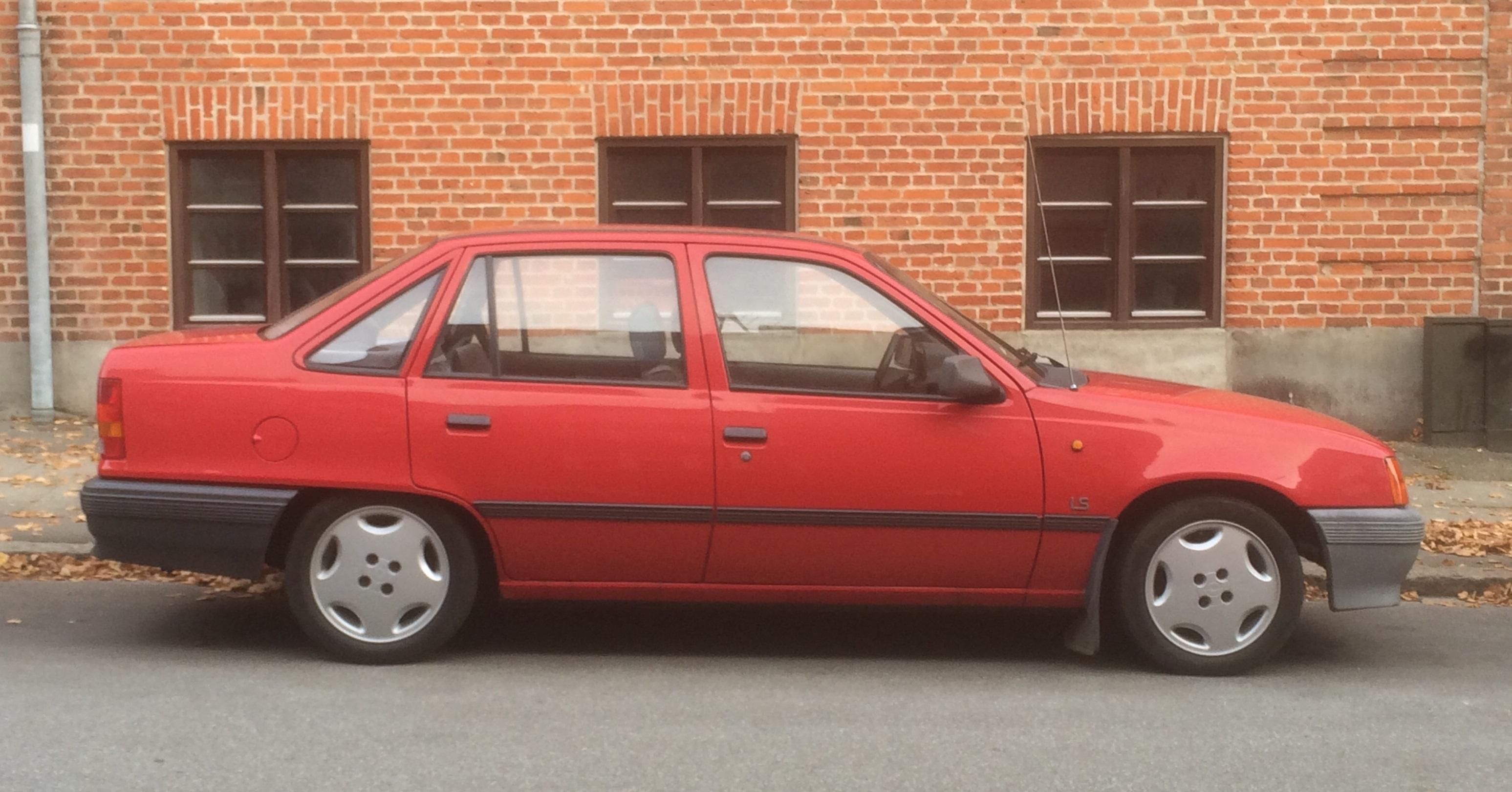 Opel Kadett E 1984 - 1991 Sedan #7