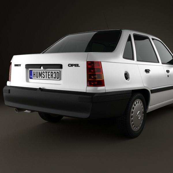 Opel Kadett E 1984 - 1991 Sedan #5