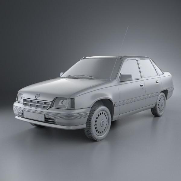 Opel Kadett E 1984 - 1991 Sedan #1