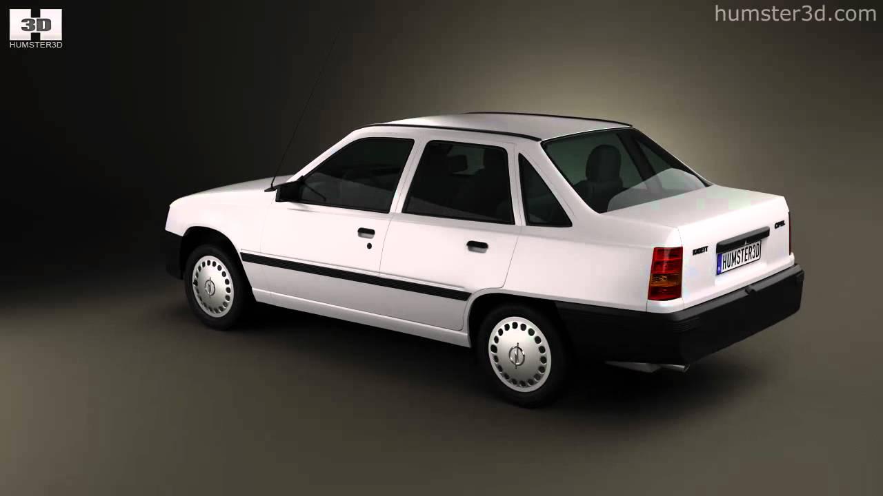 Opel Kadett E 1984 - 1991 Sedan #4