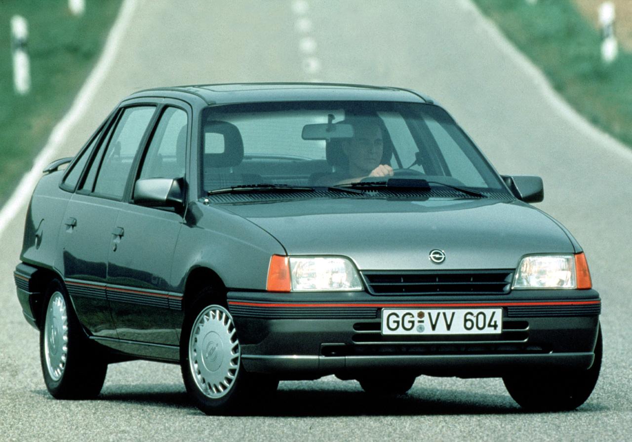 Opel Kadett E 1984 - 1991 Sedan #2