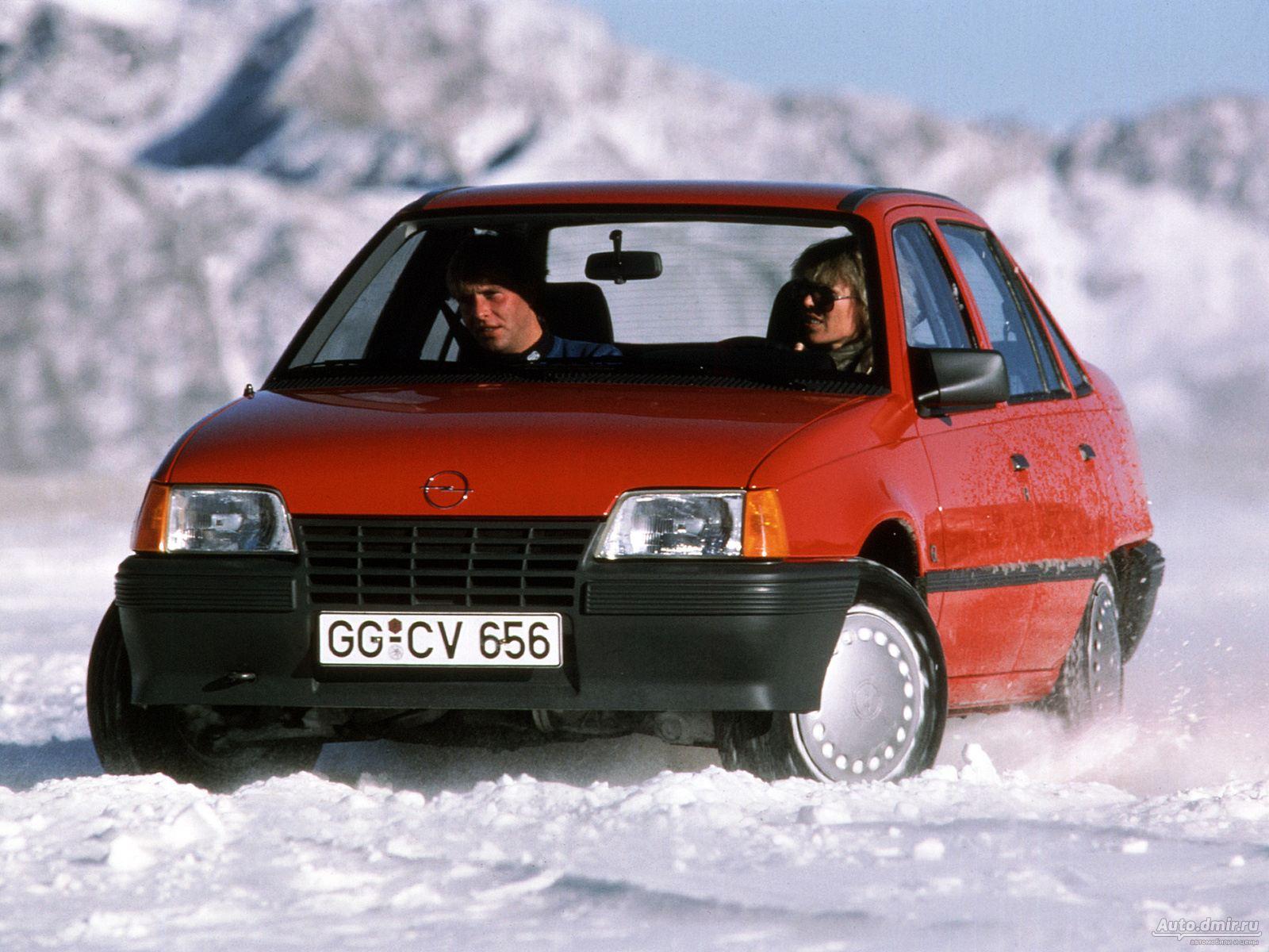 Opel Kadett E 1984 - 1991 Station wagon 5 door #1