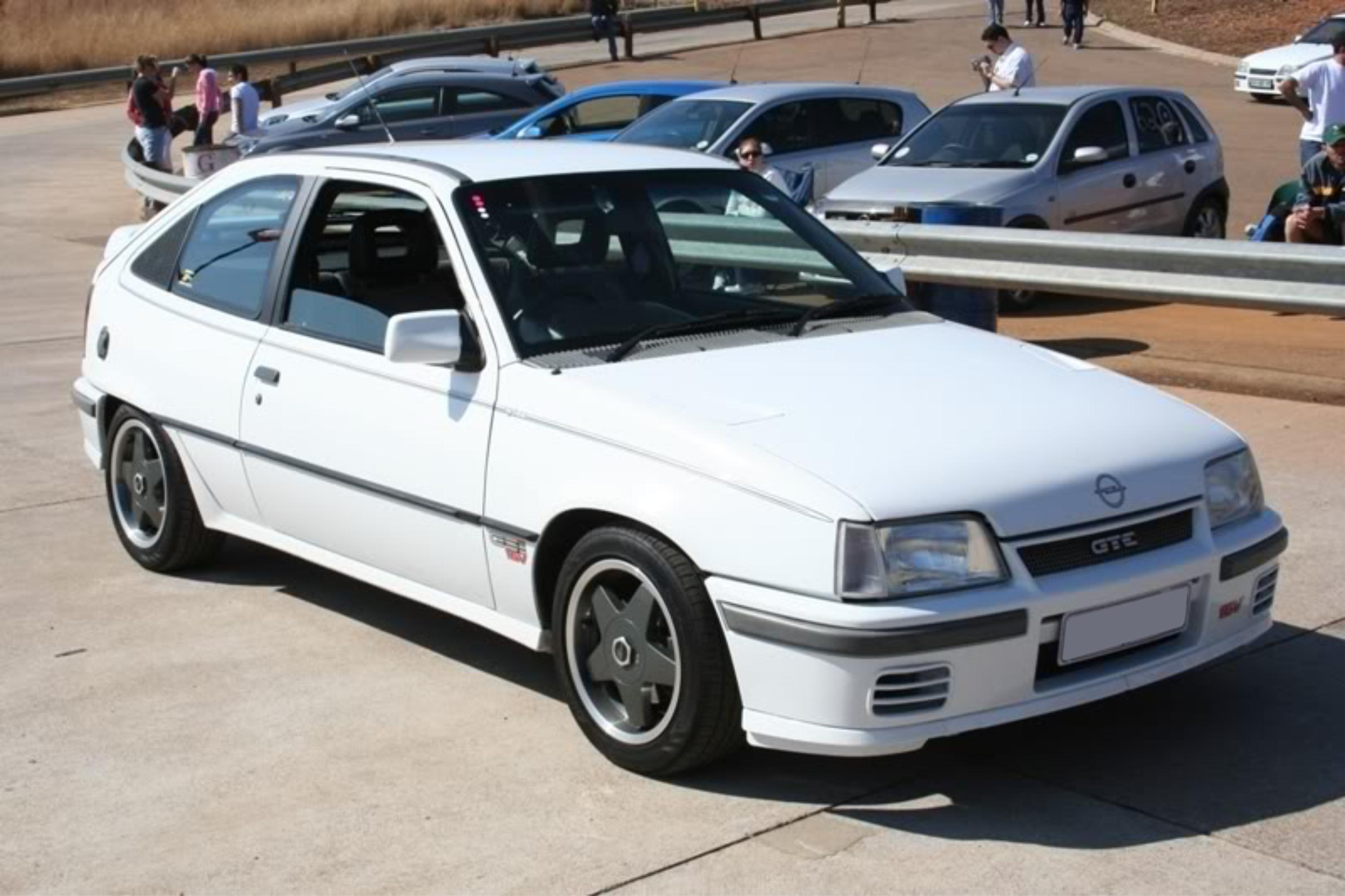 Opel Kadett E Restyling 1989 - 1993 Cabriolet #3