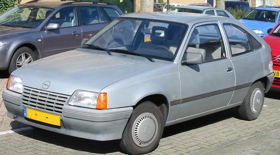 Opel Kadett E Restyling 1989 - 1993 Cabriolet #4