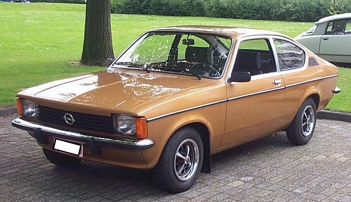 Opel Kadett E Restyling 1989 - 1993 Cabriolet #1