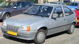Opel Kadett E Restyling 1989 - 1993 Station wagon 5 door #8