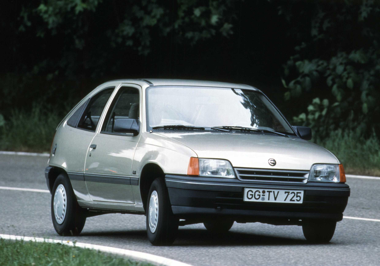 Opel Kadett E Restyling 1989 - 1993 Sedan #4