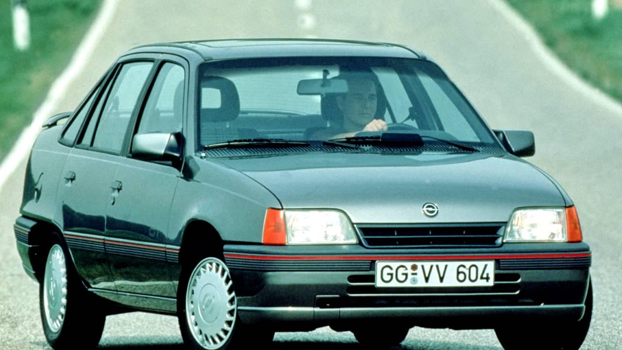 Opel Kadett E Restyling 1989 - 1993 Sedan #6