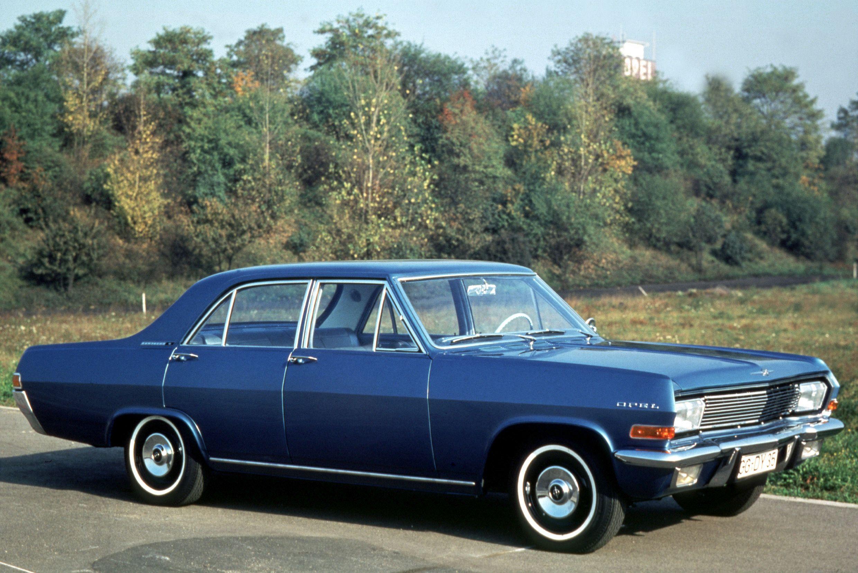Opel Kapitan A 1964 - 1968 Sedan #3