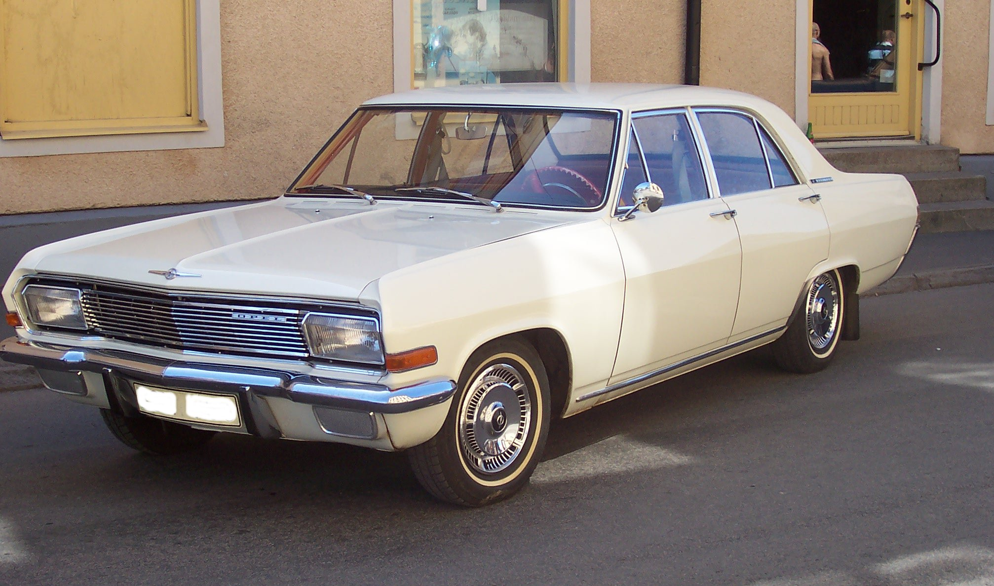 Opel Kapitan A 1964 - 1968 Sedan #8