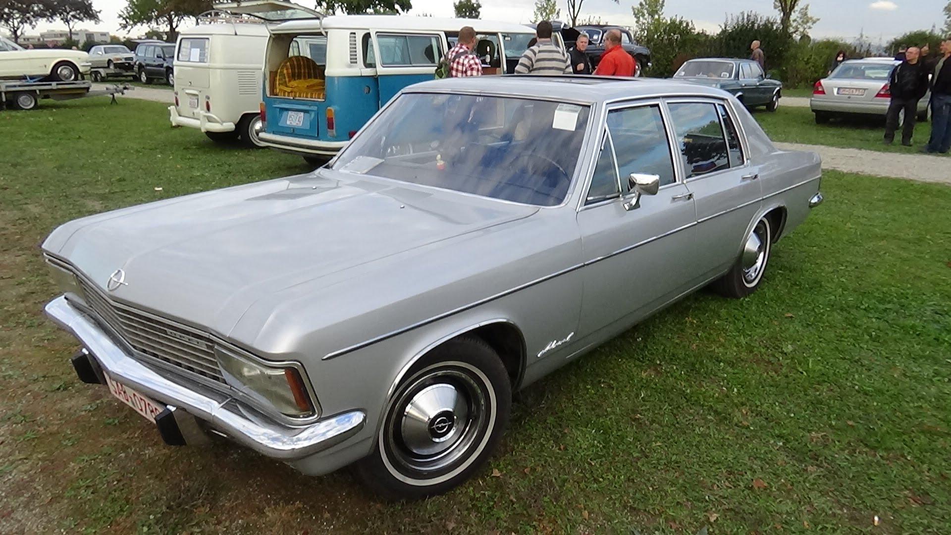 Opel Kapitan B 1969 - 1970 Sedan #7