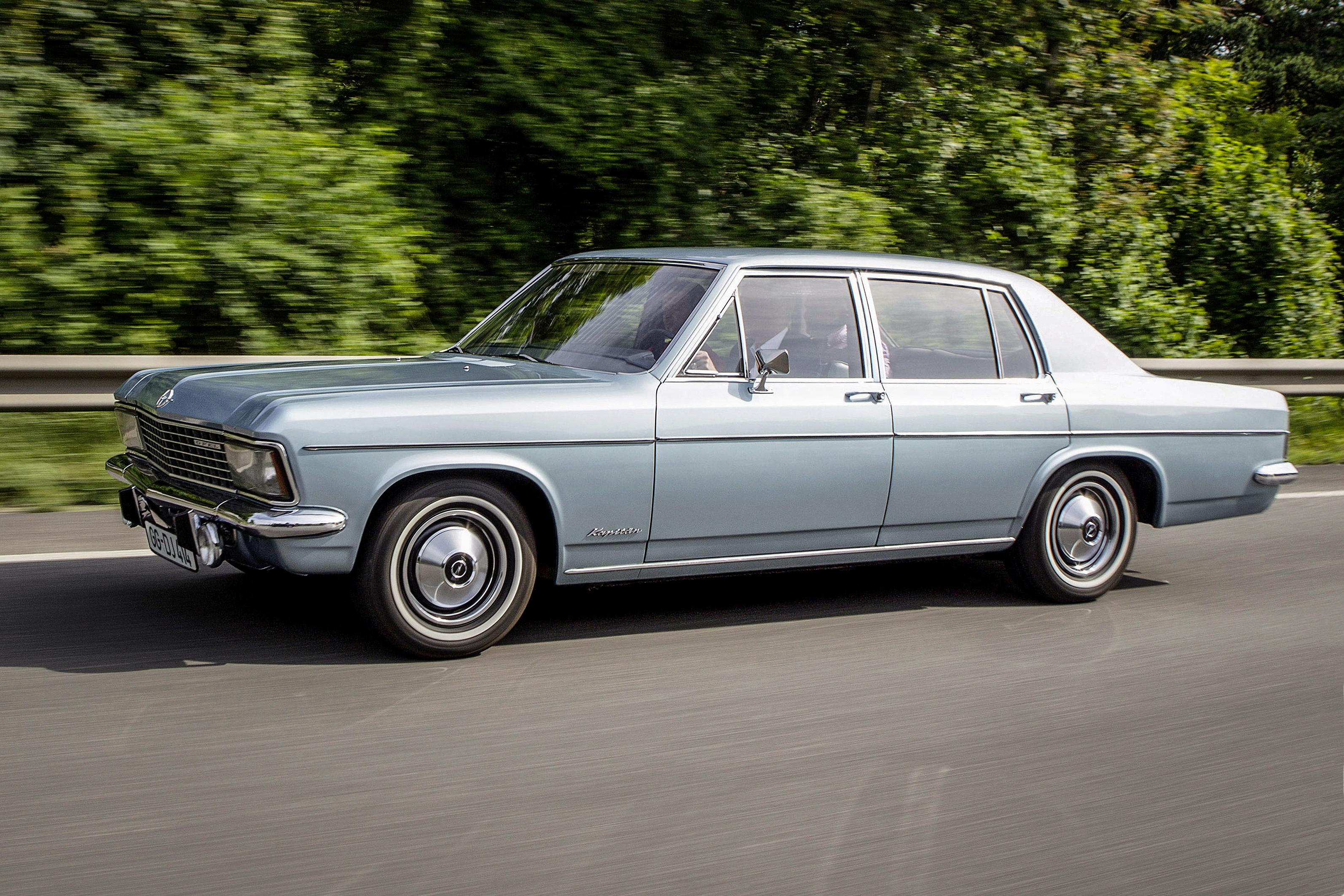 Opel Kapitan B 1969 - 1970 Sedan #4