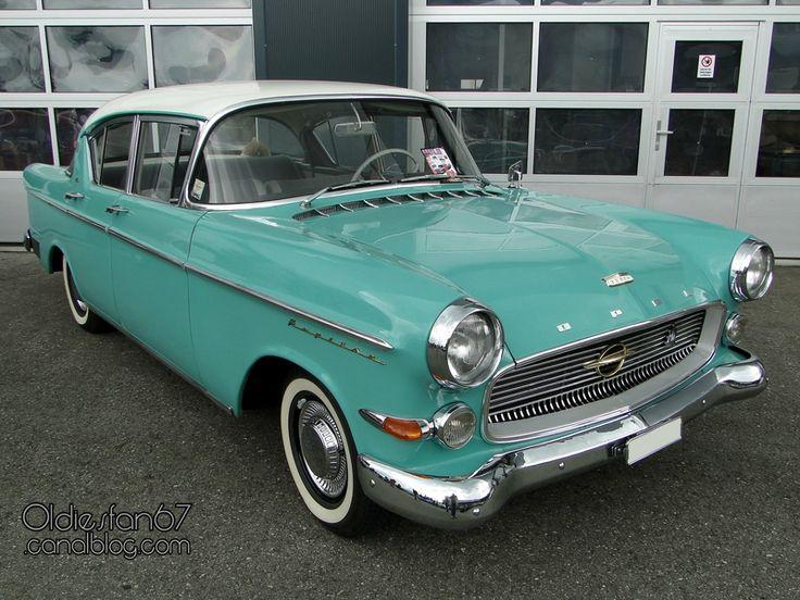 Opel Kapitan P1 1958 - 1959 Sedan #7